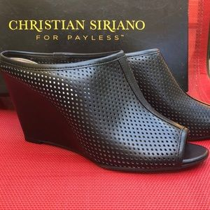 Christian Siriano for Payless MEDIA wedge